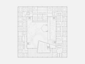 Site Practice - First floor plan