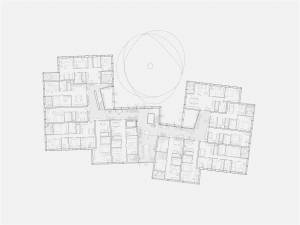 Site Practice - Typical floor plan