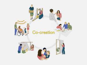 Site Practice - By becoming co-creators, residents regain control over their living environments, ensuring a strong and resilient community.